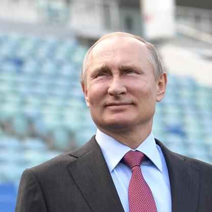 Coffee And Cars >> Vladimir Putin