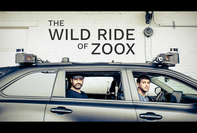The Wild Ride Of Zoox