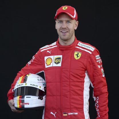 Sebastin Vettel