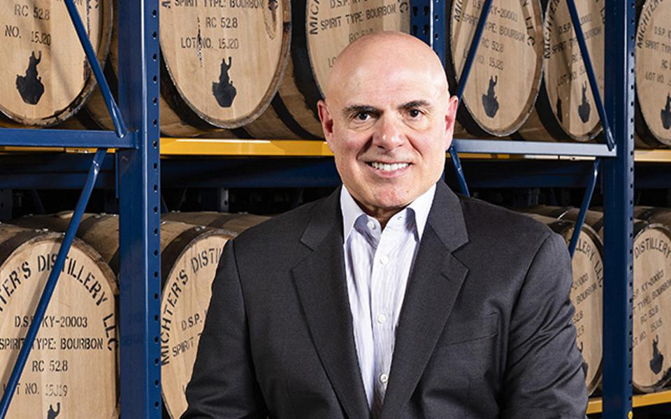 Joe Magliocco bought the Michter's brand partly for its origin story that involves George Washington buying it for his troops.