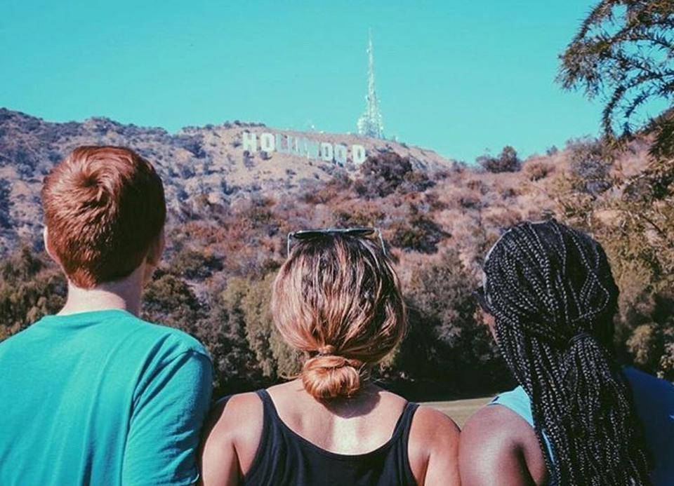 "Last summer, Roadtrip Nation sent James (who goes by ""Ikie""), Esther, and Estephanie on a road trip across the country."