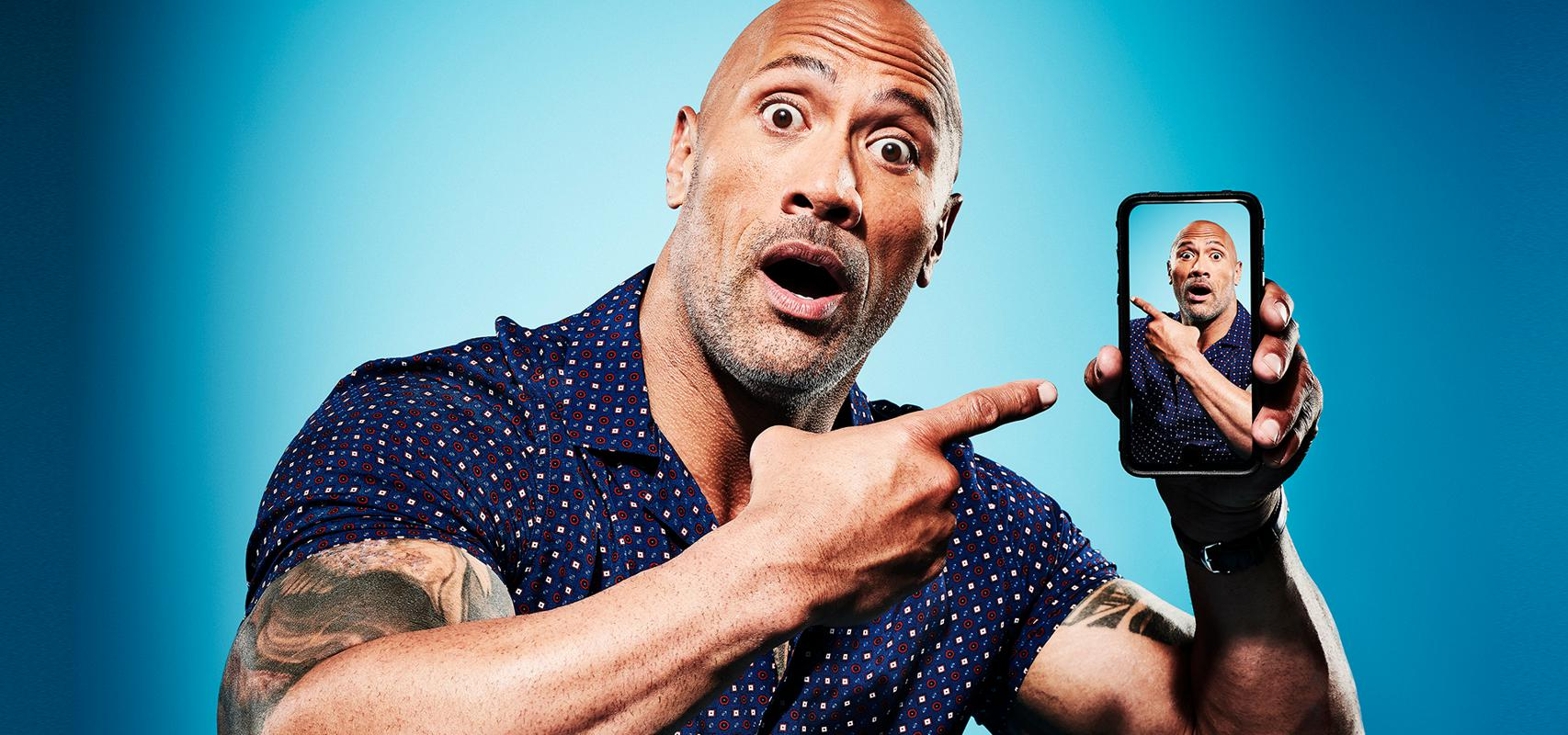 Why The Rock's Social Media Muscle Made Him Hollywood's Highest-Paid Actor