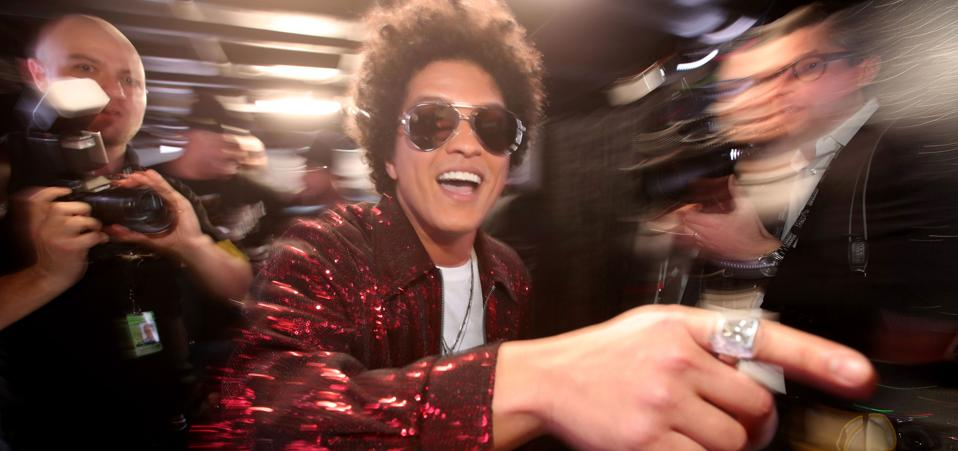 $100M Magic: Why Bruno Mars And Other Stars Are Ditching Their Managers