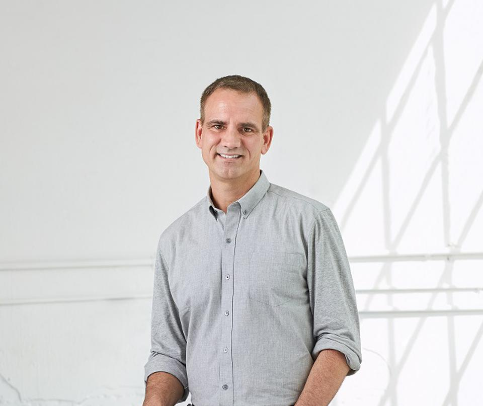 Eric Colson, chief algorithms officer, Stitch Fix