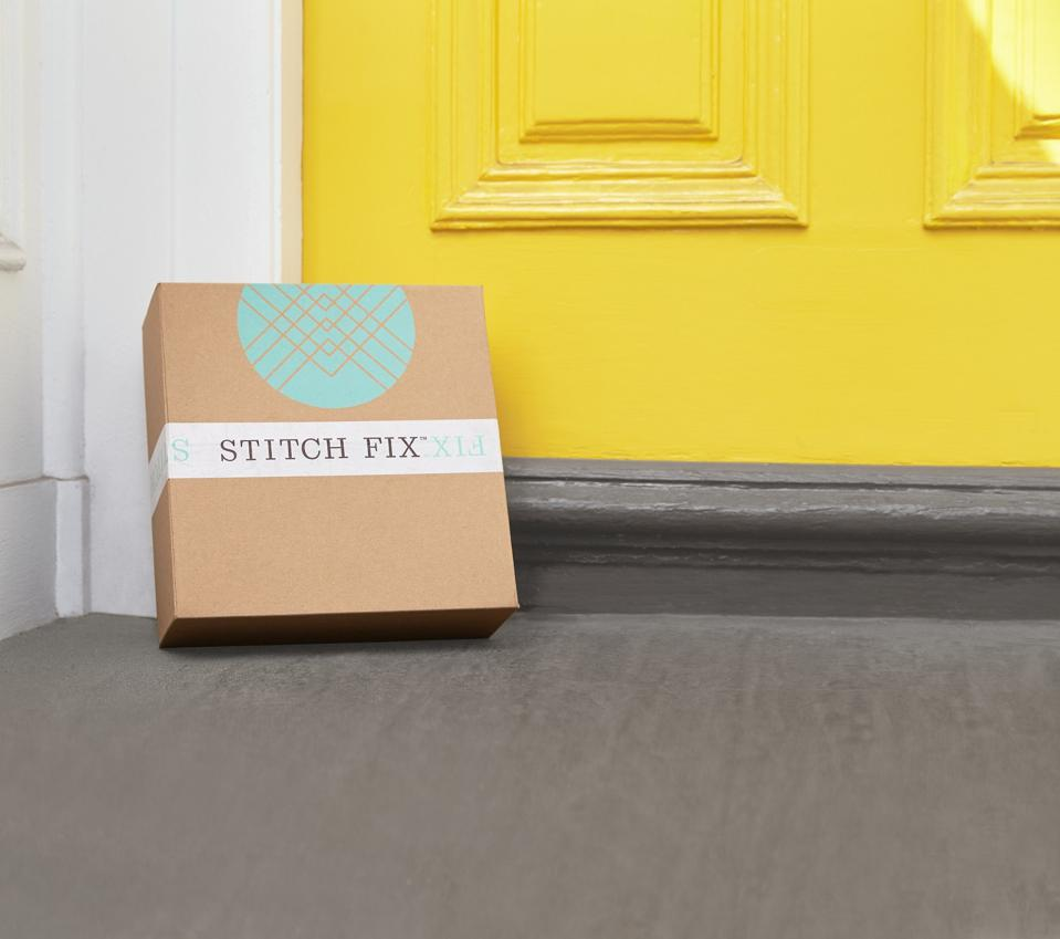 At Stitch Fix, smart algorithms and an ocean of feedback data are behind each delivery on a customer's doorstep.