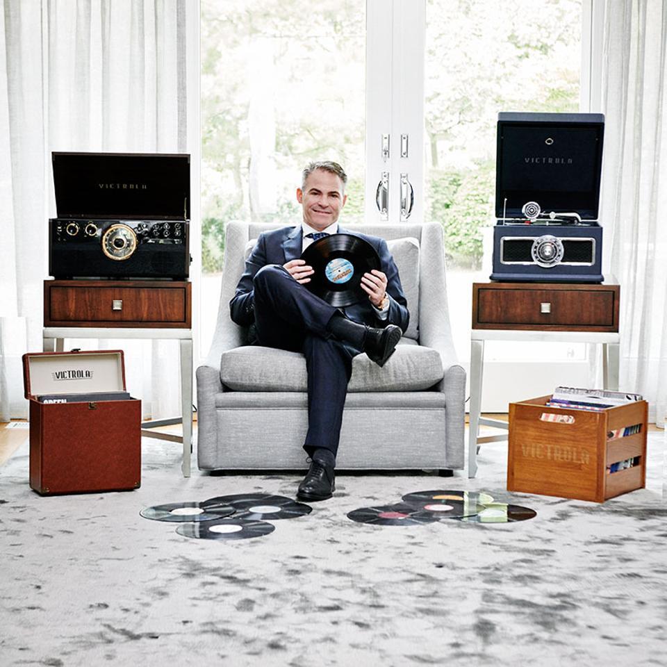 Vinyl Visionary: How A Digital Dealmaker Revived Victrola