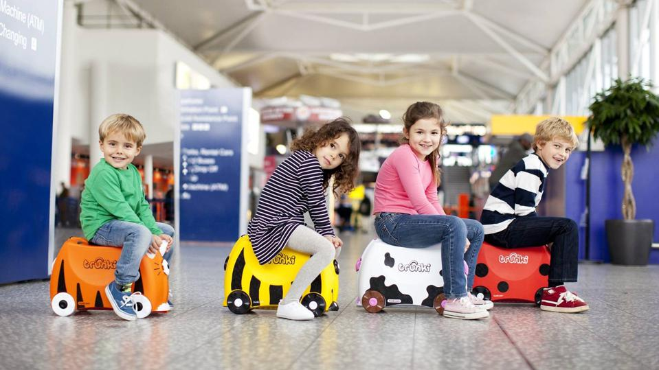 Trunki is one of the growth companies in which BGF has invested.