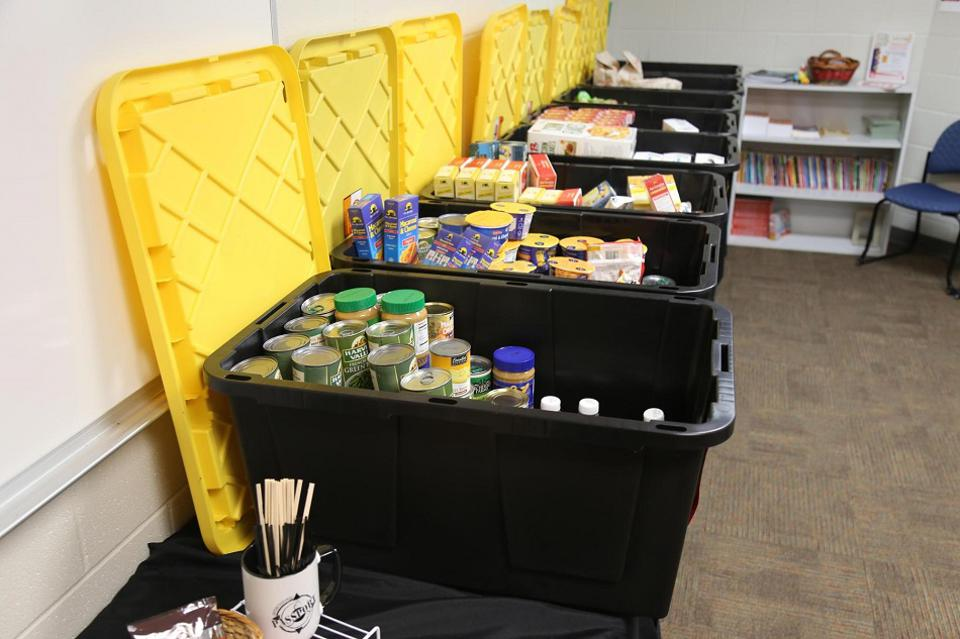 The goal of the Resource and Support Center is to connect students with a range of community resources and services offered at Century College. Inside the center, students may find a variety of services such as a free food shelf, legal assistance