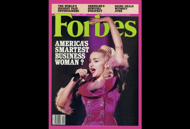 Happy 60th Birthday, Madonna! Inside Her Forbes Cover Story