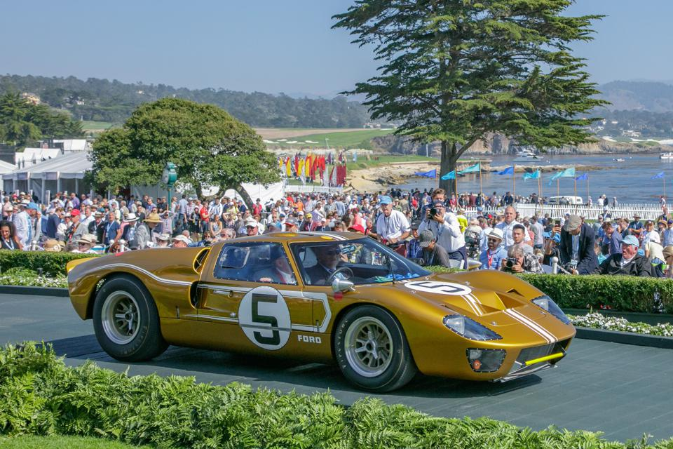 The Best Of Monterey Car Week In Photos - Pebble beach car show ticket prices