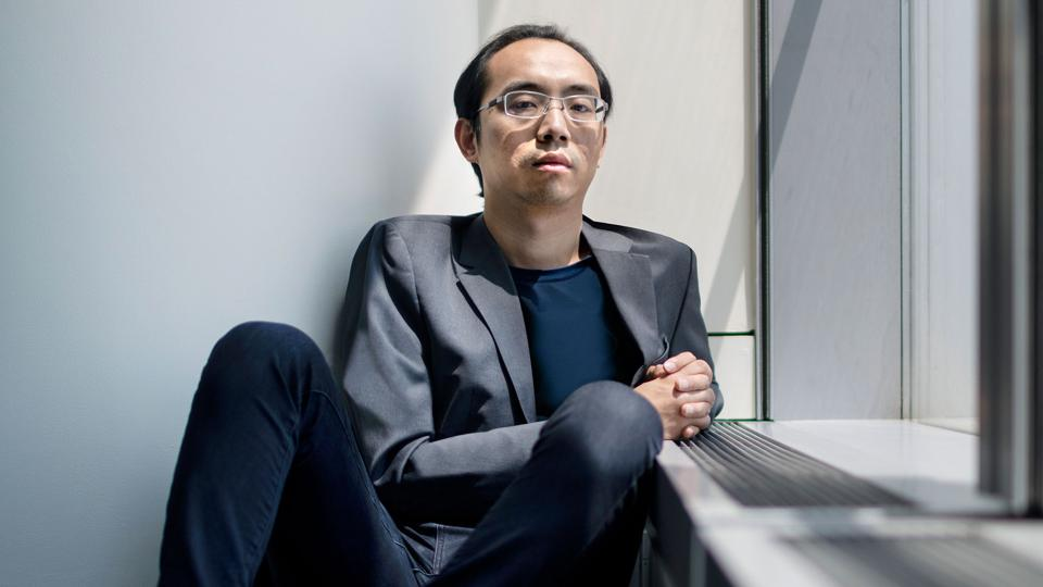 Crypto trader Shuoji Zhou runs FBG Capital, Asia's hottest cryptocurrency hedge fund.