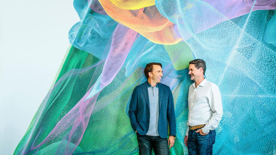 Brad Rencher and Mark Lavelle run Adobe's suite of marketing and e-commerce products.