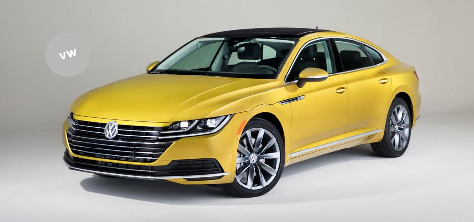 Artful Dodger: The Volkswagen Arteon has a roomier interior than its predecessor and has optional all-wheel drive.