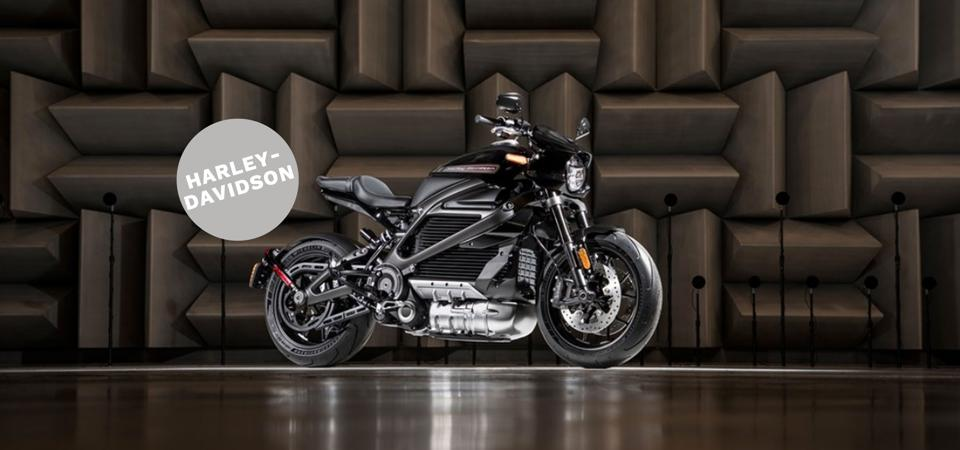 The Electric Hog: LiveWire is Harley-Davidson's first-ever electric motorcycle for 2019.