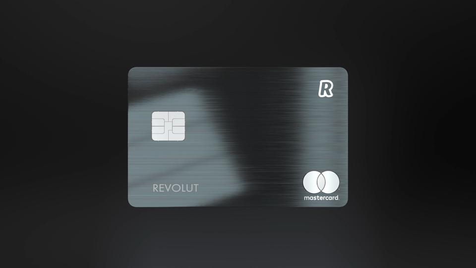 Metal is Revolut's super-premium tier at £12.99/month and comes with a metal bank card.