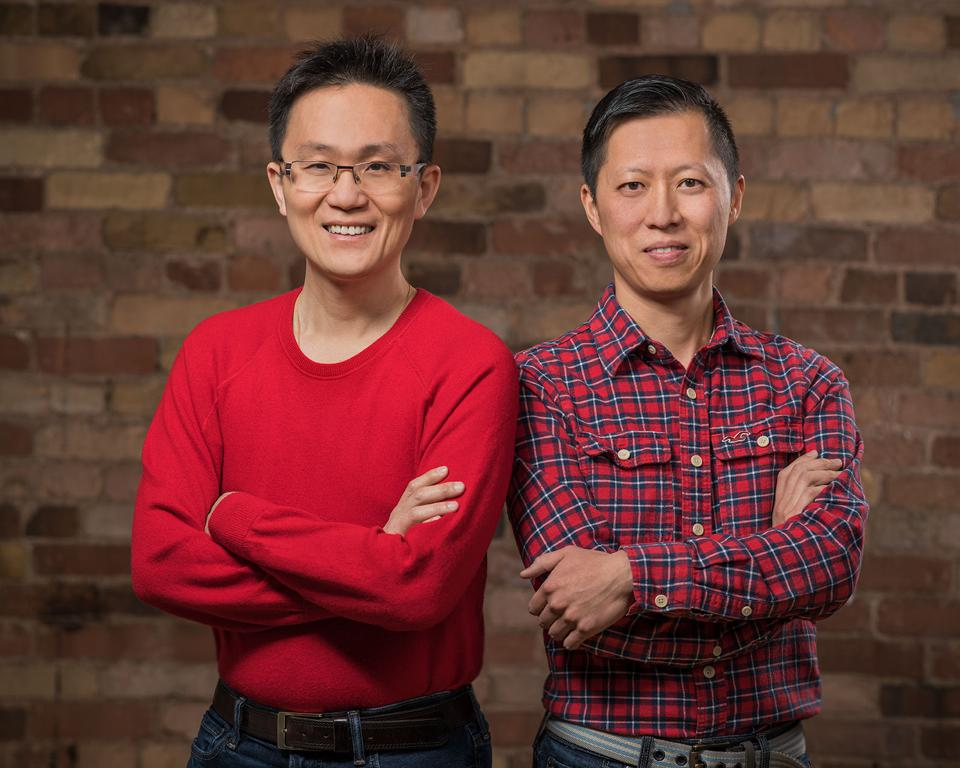 Canadian engineers Allen Lau and Ivan Yuen were inspired by their love for reading to found Wattpad, the largest writing platform outside of China, where Tencent's China Literature reigns supreme.