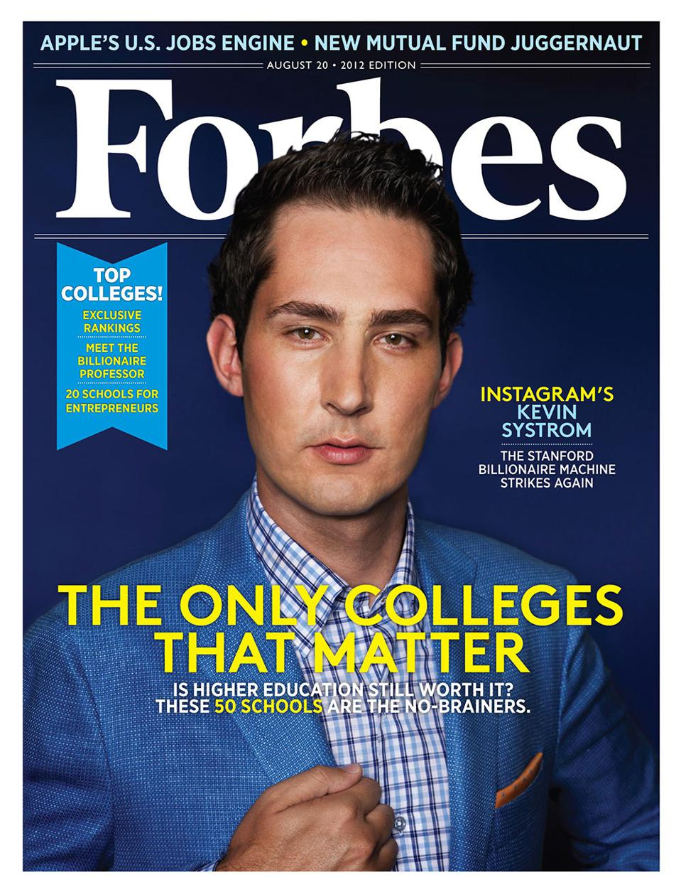 Kevin Systrom In His Own Words: How Instagram Was Founded