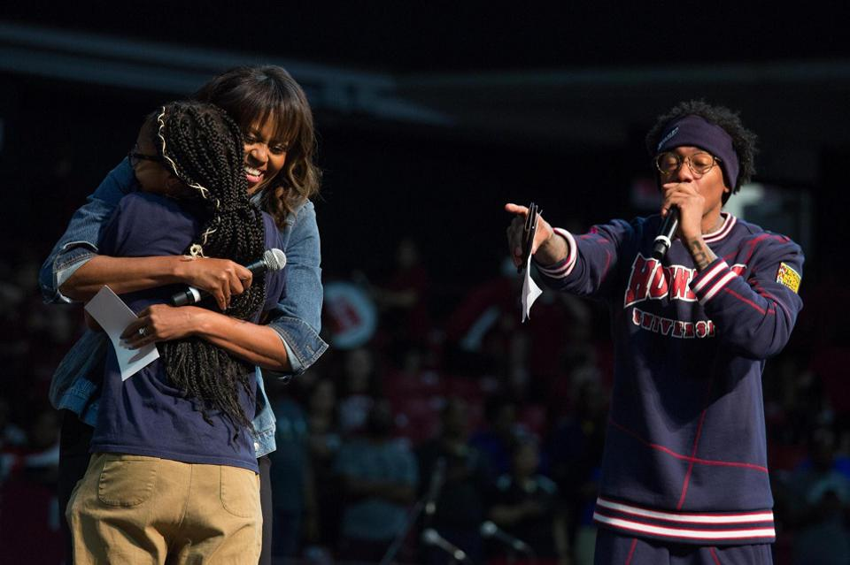 As a part of the Common App, Reach Higher and former First Lady Michelle Obama will continue championing the importance of building a college-going culture around the country.