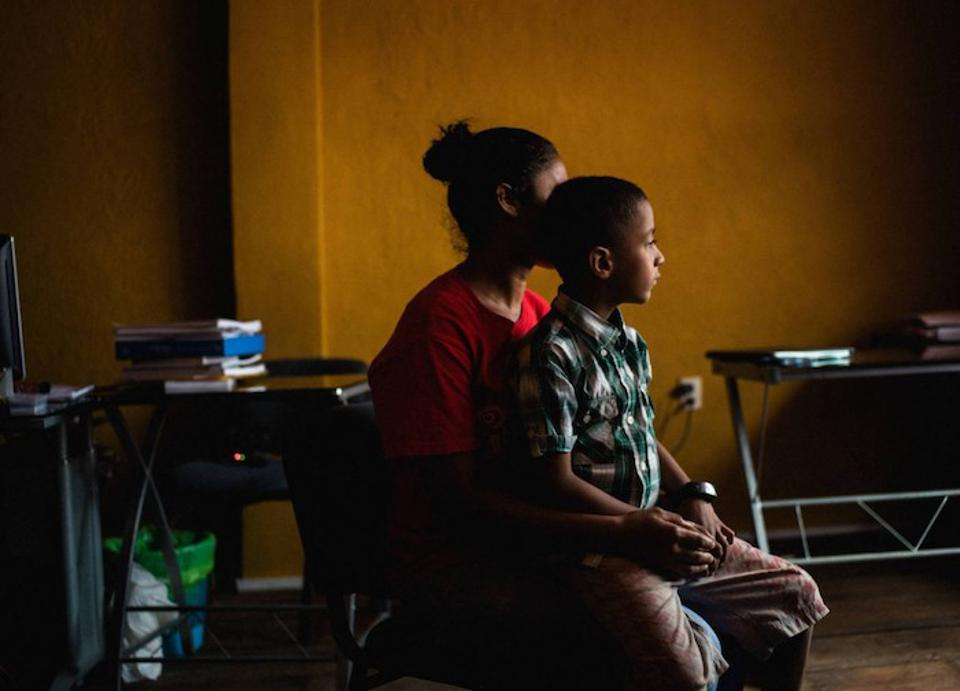 UNICEF works with partners in Central America and Mexico to provide protection, education support and opportunities for children and young people fleeing violence.