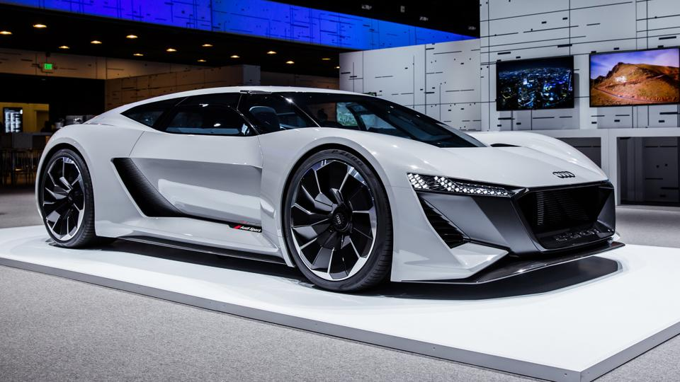 Audi S Pb 18 E Tron Can Go From 0 To 60 Mph In 2 Seconds