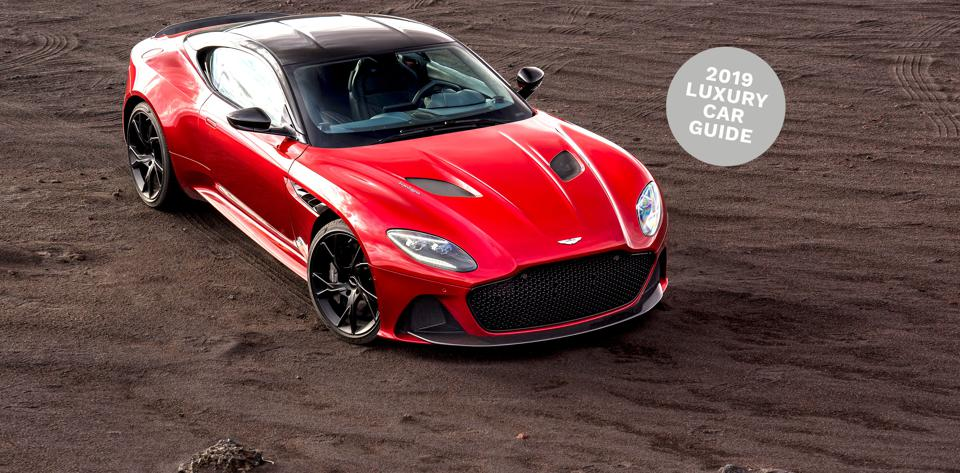 2019 ForbesLife Luxury Car Guide: Game-Changing Sports Cars and SUVs