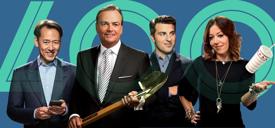 Relentlessly Rich: The 2018 Forbes 400 By The Numbers