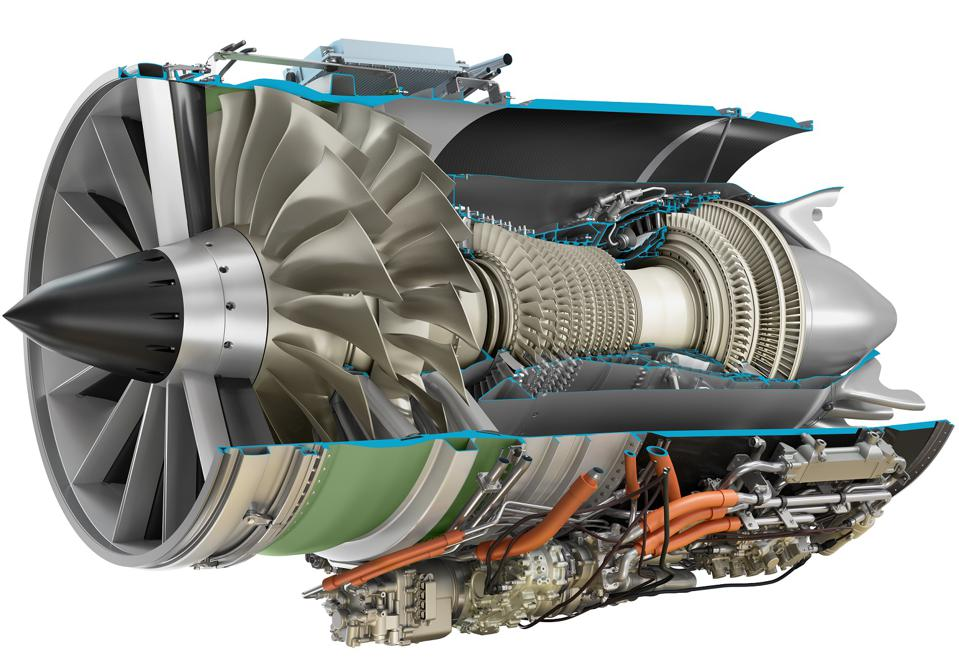 GE's planned Affinity supersonic engine