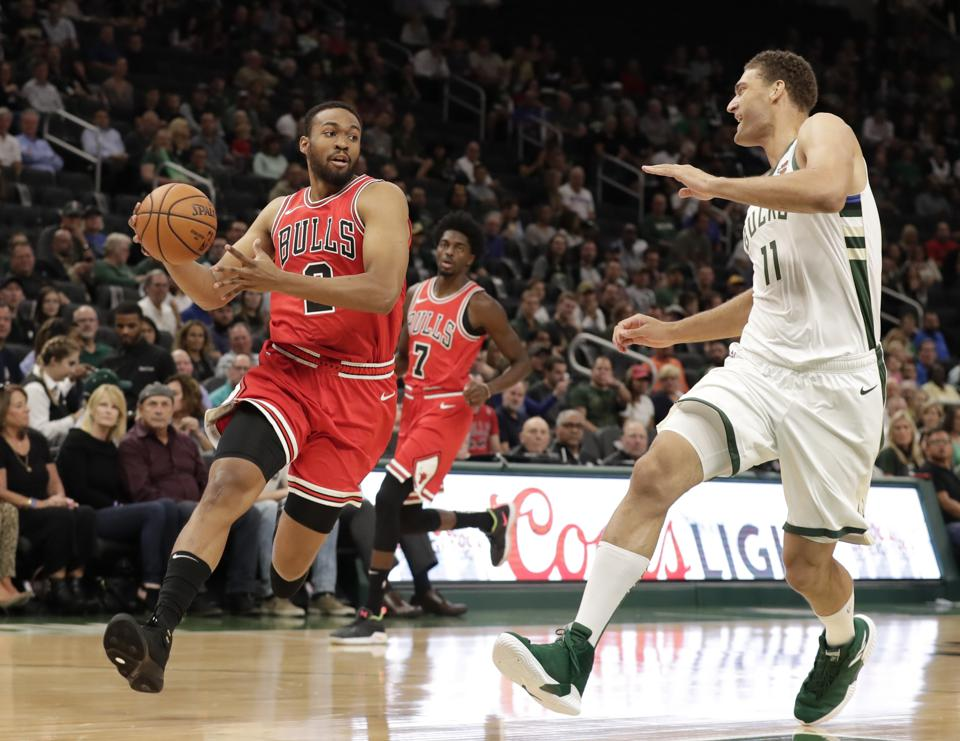 Jabari Parker is a gifted scorer, but signing him was a gamble for the Bulls.
