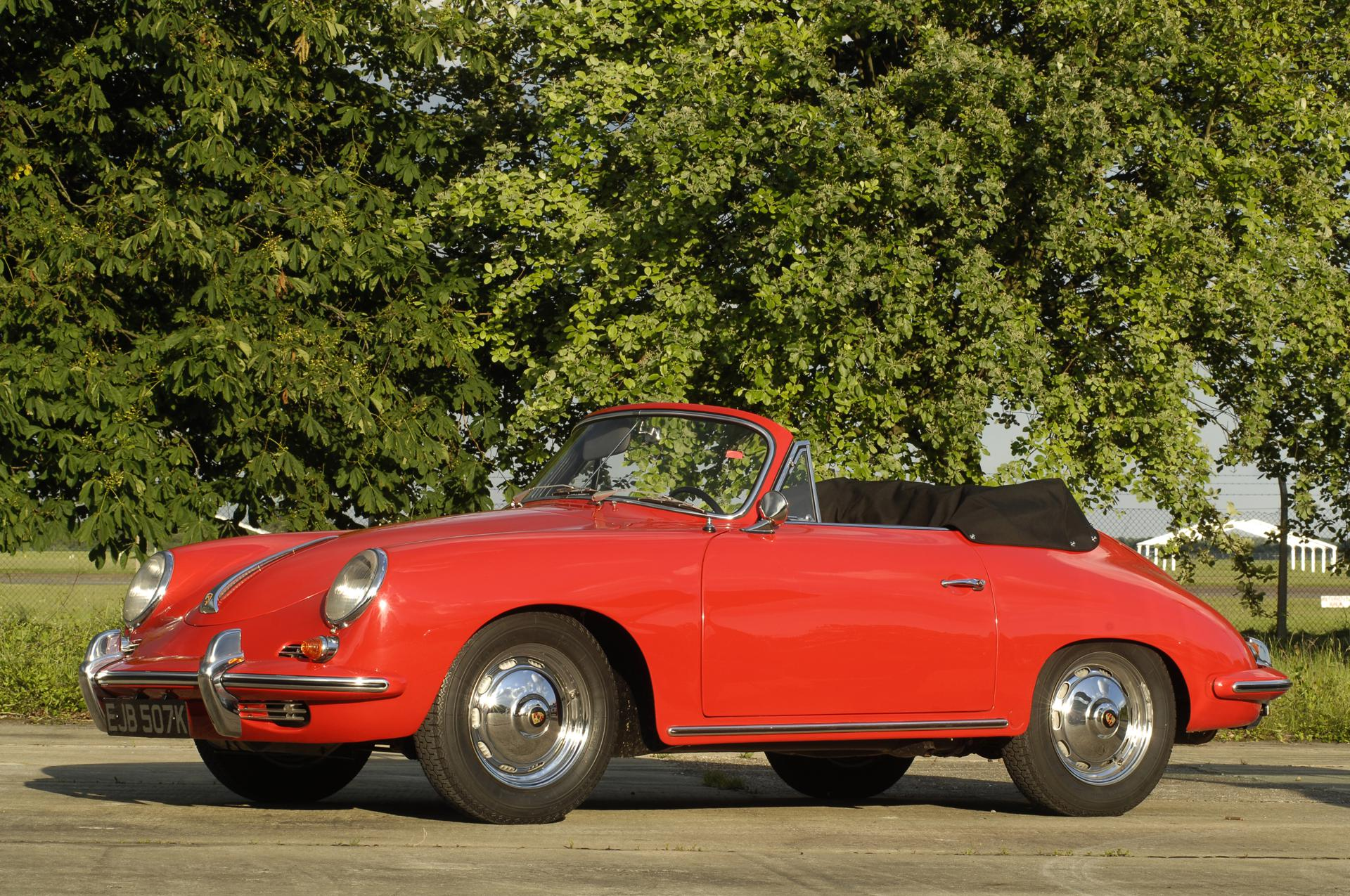 Wheels and Deals: A 1960 Porsche 356B 1600 Cabriolet in excellent condition costs upwards of $80,000.