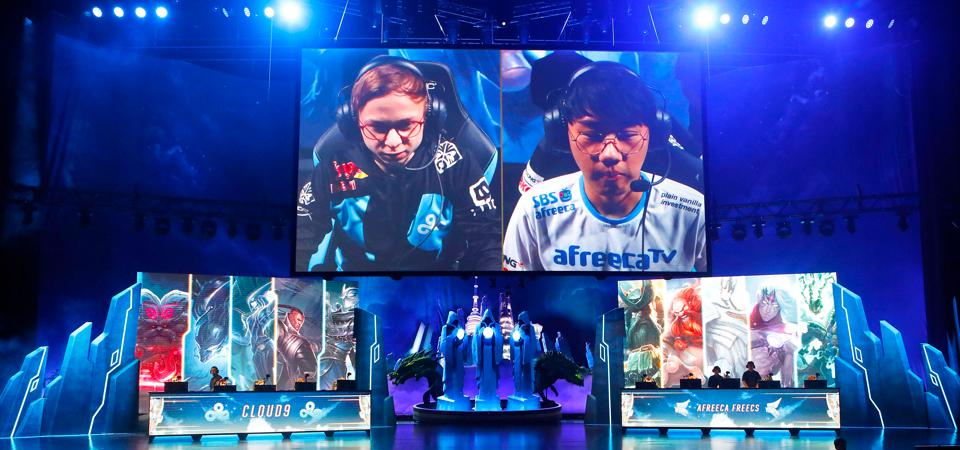The World's Most Valuable Esports Companies