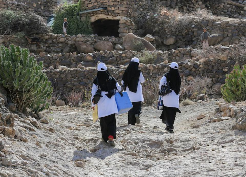 UNICEF USA BrandVoice: Unsung Heroes: Vaccinators Climb Mountains To Save Children's Lives