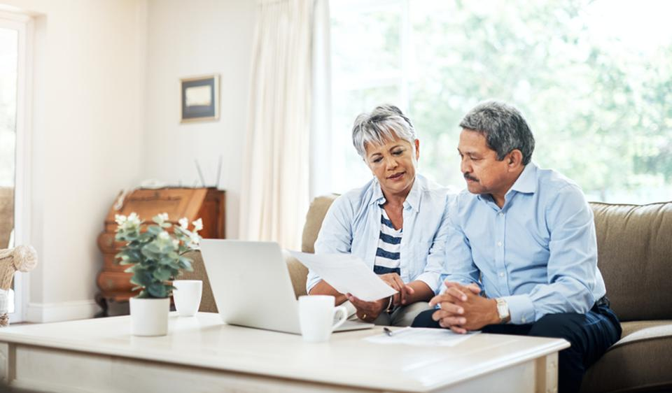 Historically speaking, the downside to an index annuity was that the returns usually had a cap on how much a person could make year to year.