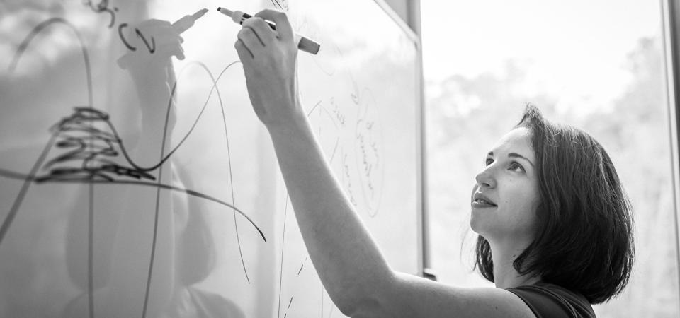 Bridgewater's New Brain: A Millennial Woman Is Blazing To