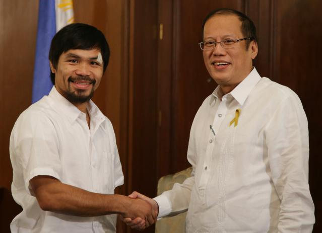 Pacman Pacquiao, Poor Boy Who Made It Big, Gears For Next Fight: Running For Philippine Senate