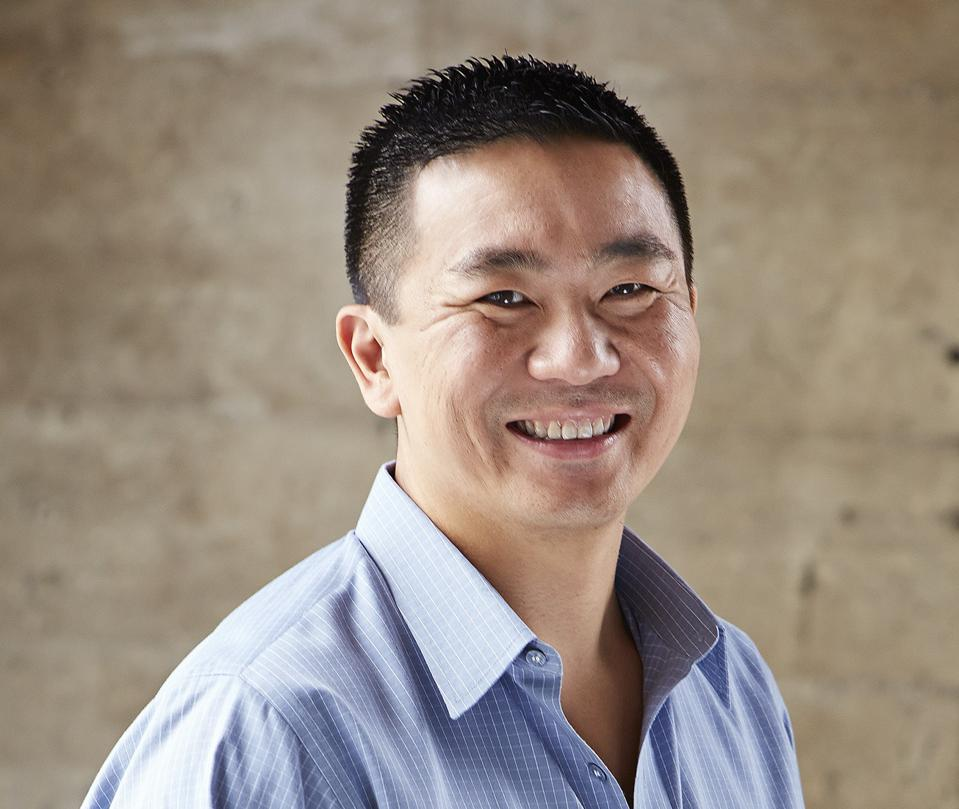 Kenneth Lin, Credit Karma CEO and founder.