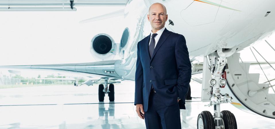 Bombardier Fights To Regain Altitude