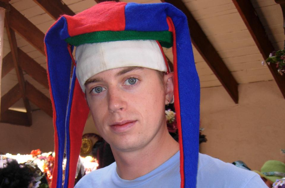 Shapeshift founder Erik Voorhees at the Rennaisance Festival in Larkspur Colorado in June 2007.