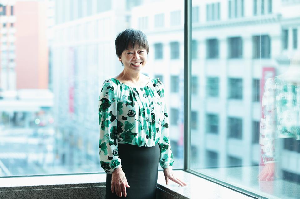 Yumiko Nishimura of Health 2.0 says Japan can serve as a test bed for foreign businesses.