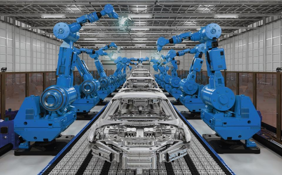 As traditional logistics and manufacturing models phase out, there's uncertainty about what the industrial future may hold.