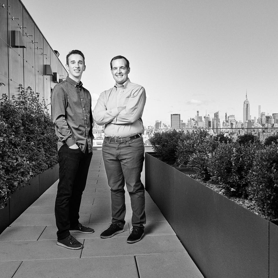 At 24, Two Entrepreneurs Took On Cancer. At 32, They're Worth Hundreds Of Millions