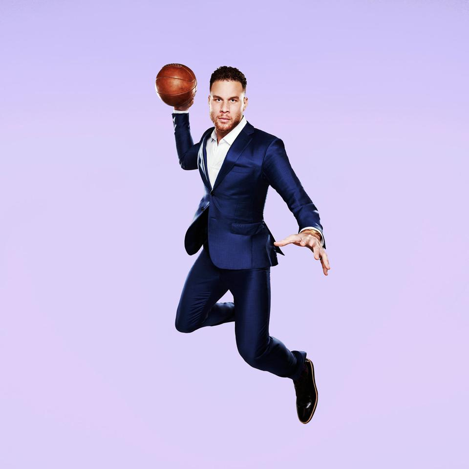 Forbes 30 Under 30 Cover Star Blake Griffin: From NBA Great To Media Mogul