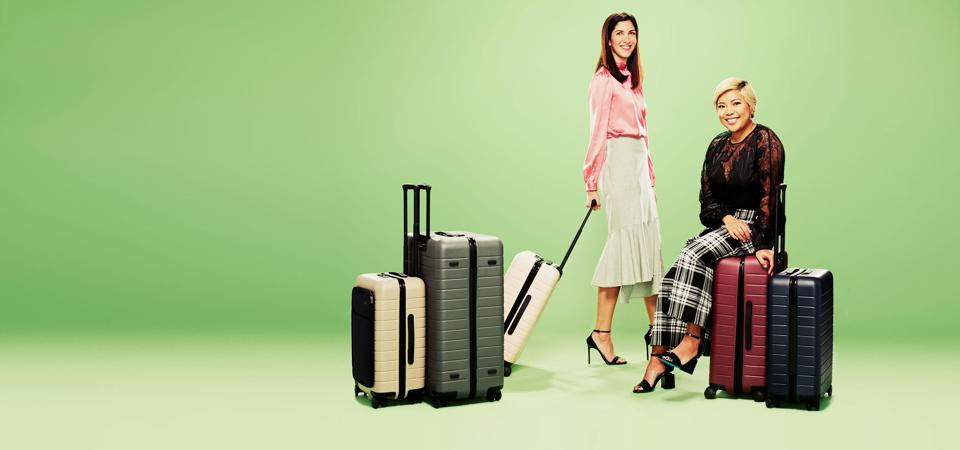 Next Billion-Dollar Startups: How Two Young Entrepreneurs Used Relentless Online Marketing To Build Away Into A $700M Luggage Brand