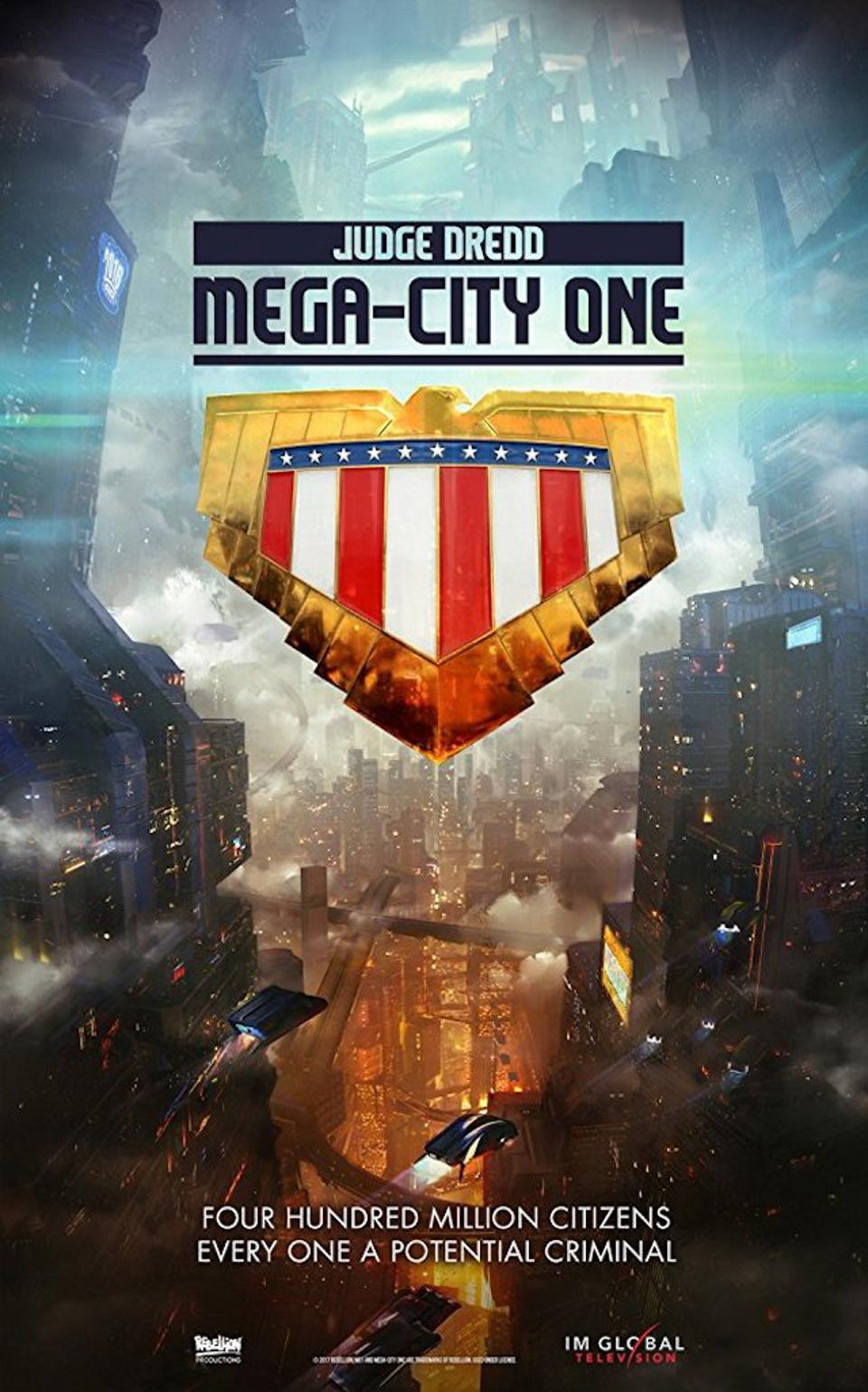 Rebellion's first production, Mega City One, has been stuck in production hell, in part due to a lack of U.K. studio space.