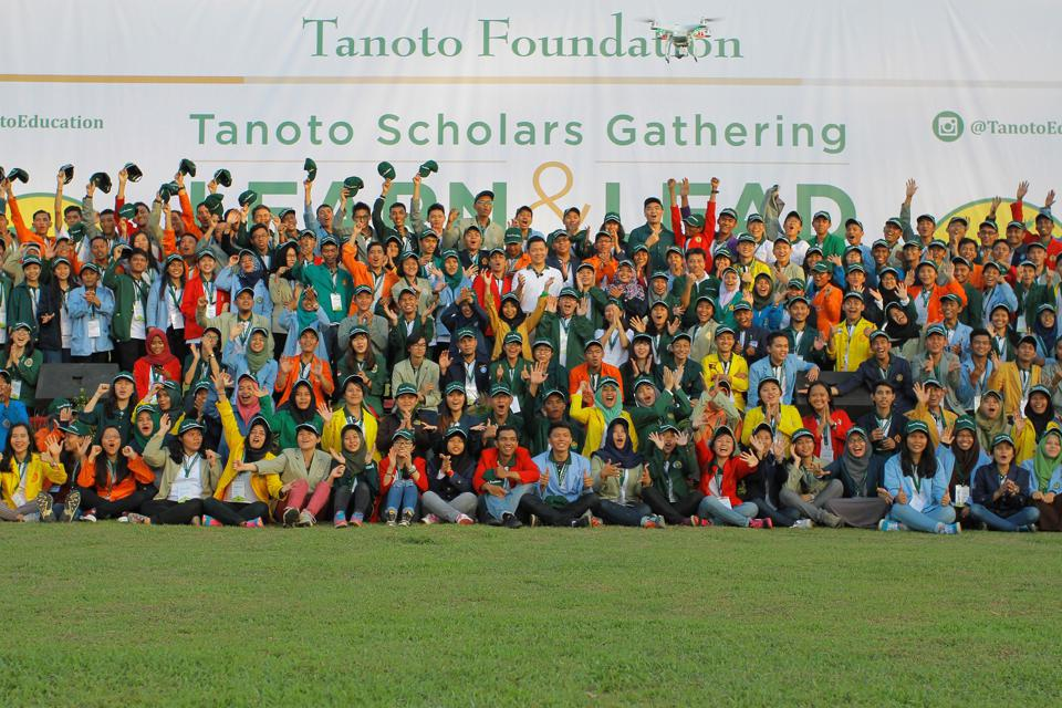Image result for Scholars of Sukanto Tanoto Foundation Look to Become Future Leaders