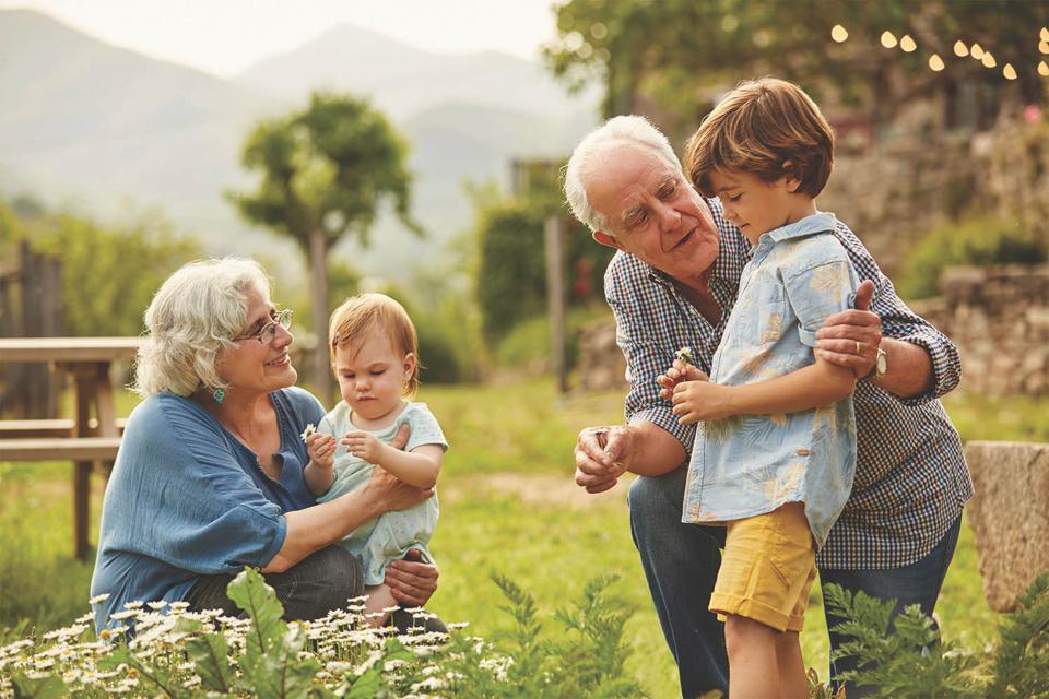 The situation becomes even more complex when managing wealth in a family setting.