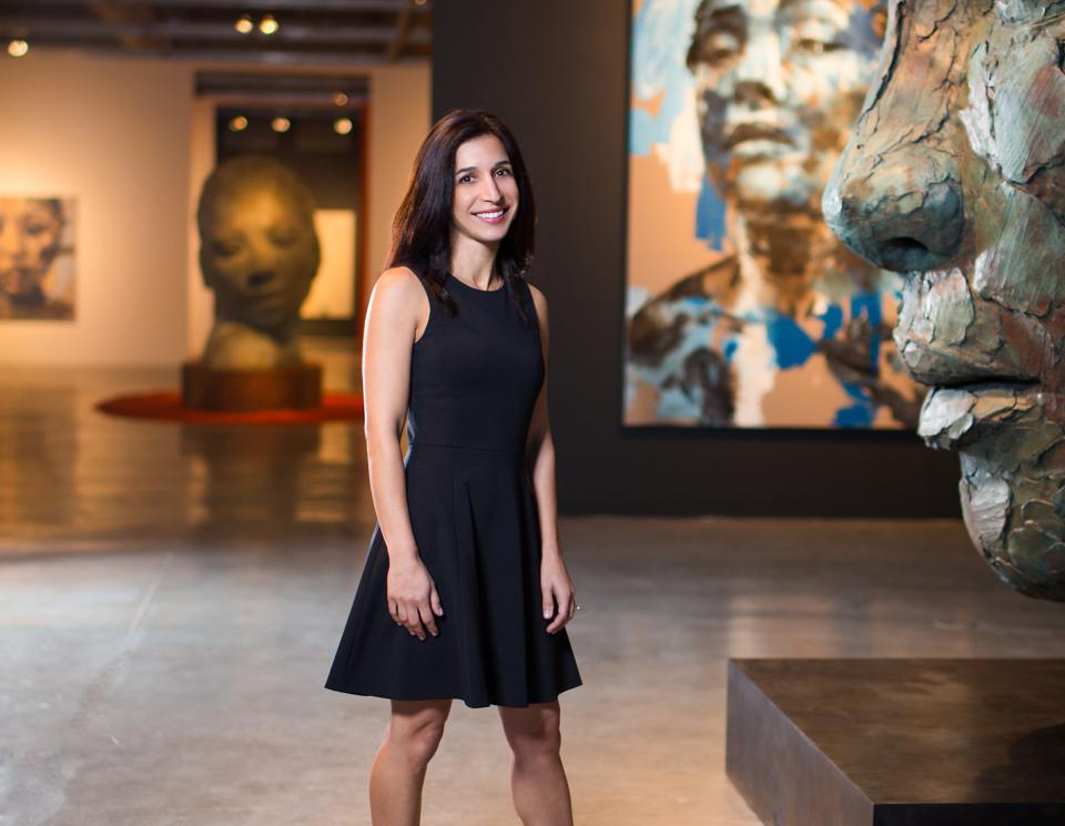 Chana Budgazad Sheldon, executive director of the Museum of Contemporary Art North Miami.