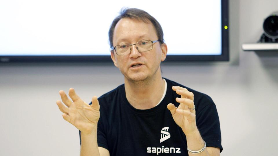 Facebook engineering manager Mark Harman, who also co-founded the Sapienz bug hunting system,