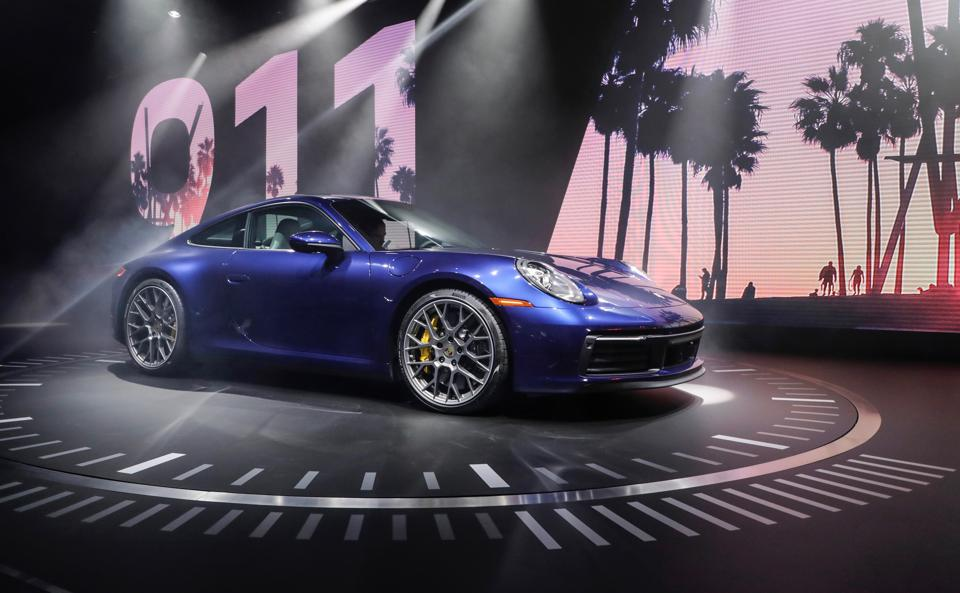 The Best Cars Suvs And Trucks From The 2018 Los Angeles Auto Show