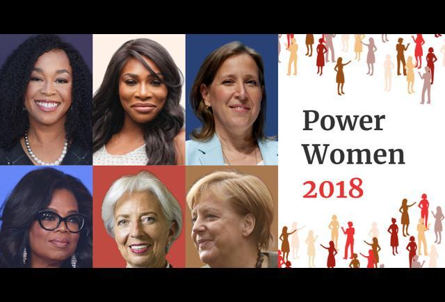 World's Most Powerful Women