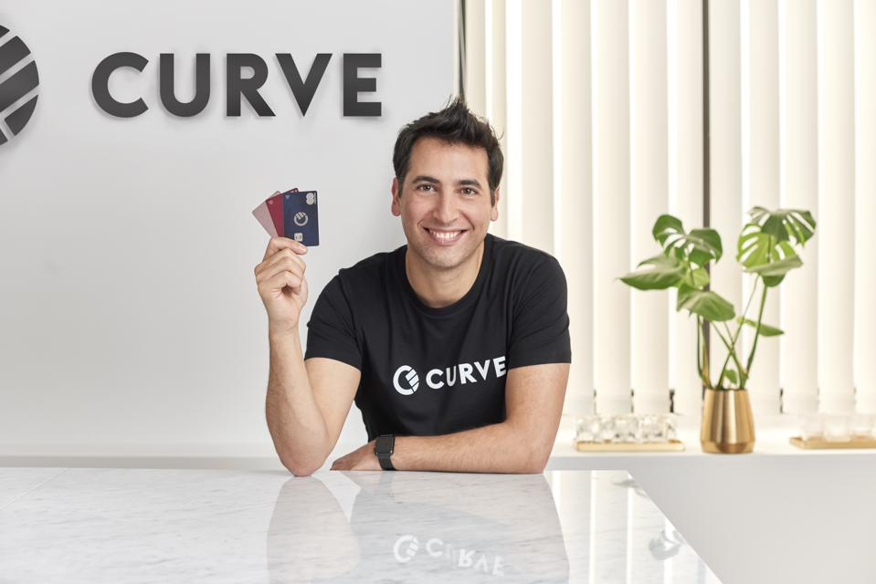 Curve CEO and founder Shachar Bialick.